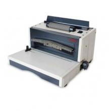 دستگاه صحافی مارپیچ برقی مدل 8809