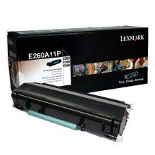 کارتریج لیزری مدل E260A11P مشکی لکسمارک