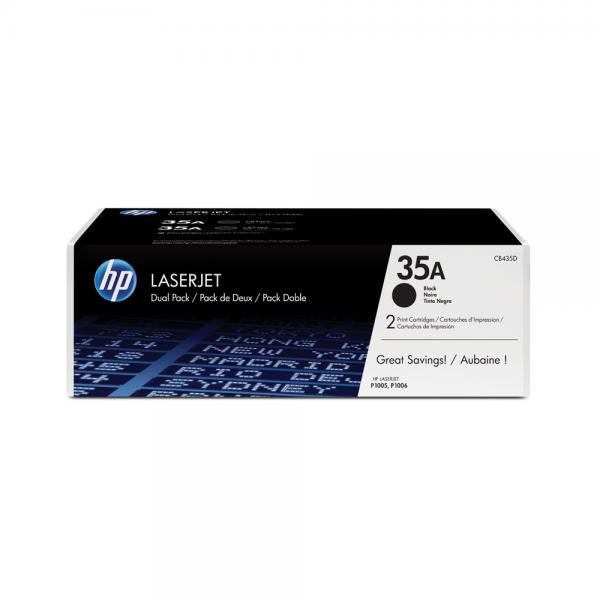HP 35A Black Laser Cartridge