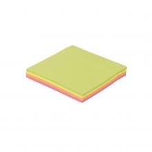 کاغذ یادداشت چسب دار بسته 100 عددی