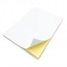 کاغذ پشت چسب دار مات سایز A4