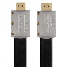 کابل تخت HDMI 2.0 مدل KP-HC168 طول 15 متر کی نت پلاس