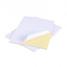 کاغذ پشت چسب دار براق سایز A4