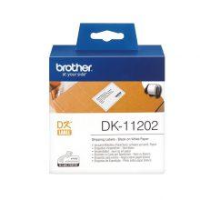 برچسب پرینتر لیبل زن مدل DK-11202 برادر