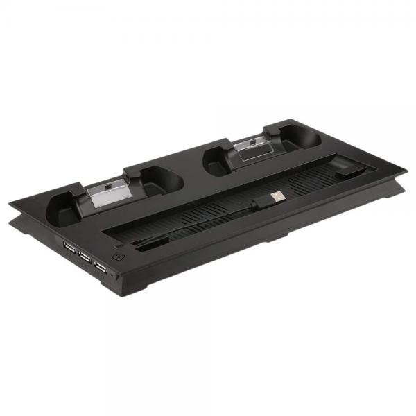 پایه خنک کننده پلی استیشن 4 اسلیم مدل Ultrathin Charging Heat Sink