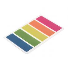 کاغذ یادداشت چسب دار Rainbow بسته 100 عددی