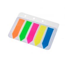 کاغذ یادداشت چسب دار Rainbow_02 بسته 100 عددی