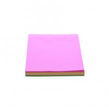 کاغذ یادداشت چسب دار SKY A5 بسته ۱۰۰ برگی