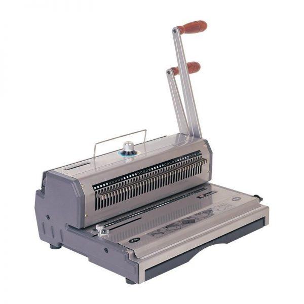 دستگاه سیمی کن دوبل مدل 31-WireMac بایند
