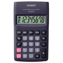 ماشین حساب مدل HL-815 LBK کاسیو