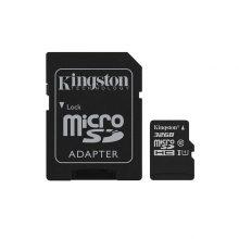 کارت حافظه microSDHC مدل Canvas Select  ظرفیت ۳۲ گیگابایت کینگستون