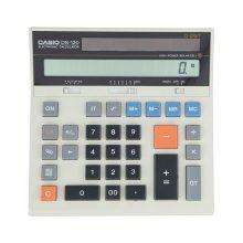 ماشین حساب مدل DS-120 کاسیو