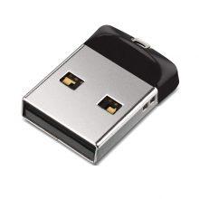 فلش مموری  مدل Cruzer Fit CZ33 ظرفیت 64 گیگابایت سن دیسک