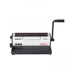 دستگاه صحافی دوبل مدل TD1200R