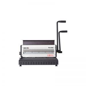 دستگاه صحافی دوبل مدل TD2000