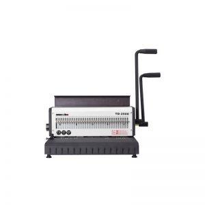 دستگاه صحافی دوبل مدل TD2500R