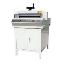 دستگاه برش برقی کاغذ مدل 450DG با گونیای دستی