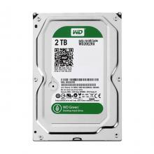 هارد دیسک اینترنال سری سبز مدل WD20EZRX ظرفیت 2 ترابایت وسترن دیجیتال