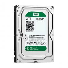 هارد دیسک اینترنال سری سبز مدل WD30EZRX ظرفیت 3 ترابایت وسترن دیجیتال