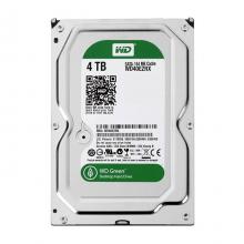 هارد دیسک اینترنال سری سبز مدل WD40EZRX ظرفیت 4 ترابایت وسترن دیجیتال