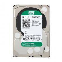 هارد دیسک اینترنال سری سبز مدل WD60EZRX ظرفیت 6 ترابایت وسترن دیجیتال