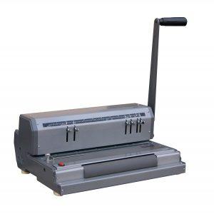 دستگاه صحافی فنر مارپیچ مدل HP-2009