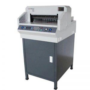 گیوتین برقی صنعتی مدل 4606RT AX
