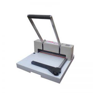 گیوتین کاغذ اهرمی دستی قدرتی مدل  AX A3-888