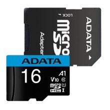 کارت حافظه microSDHC  مدل Premier  ظرفیت 16 گیگابایت ای دیتا