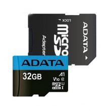 کارت حافظه microSDHC  مدل Premierظرفیت 32 گیگابایت ای دیتا