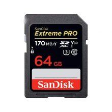 کارت حافظه SDXC مدل V30 ظرفیت 64 گیگابایت سن دیسک
