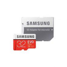 کارت حافظه microSDHC مدل Evo Plus  ظرفیت 32 گیگابایت سامسونگ