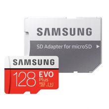 کارت حافظه microSDXC  مدل Evo Plus ظرفیت 128 گیگابایت سامسونگ