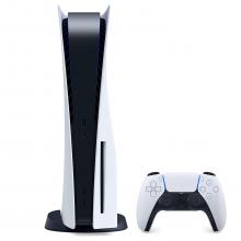 کنسول بازی مدل PlayStation 5 با ظرفیت 825GB SSD سونی