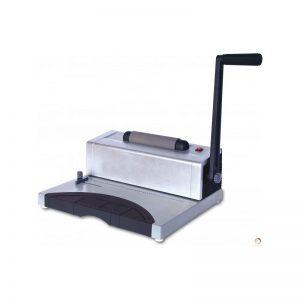 دستگاه صحافی مارپیچ  مدل 8080