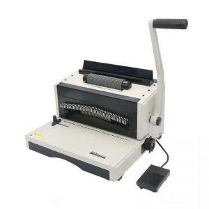 دستگاه صحافی مارپیچ  مدل MC8702 اُوِن