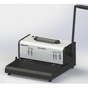 دستگاه صحافی فنر مارپیچ  مدل PD-2000 A