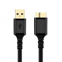 کابل تبدیل USB به Micro B مدل KP-C4016 طول 0.6 متر کی نت پلاس