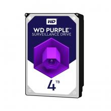 هارد دیسک اینترنال وسترن دیجیتال مدل Purple WD40PURZ ظرفیت 4 ترابایت