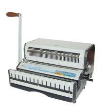 دستگاه سیمی کن فلزی دوبل برقی WireMac-E 3:1 سوپربایند