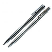 خودکار کوتاه استیل مدل T3 زبرا