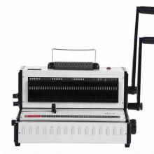 دستگاه صحافی دوبل و مارپیچ ۱۱۰axمدل ۴۰۱۴