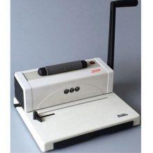 دستگاه صحافی فنرزن مدل۹۰۲۷A اُوِن