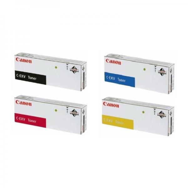 پک کارتریج تونر لیزری 4 رنگ مدل C-EXV51 کانن
