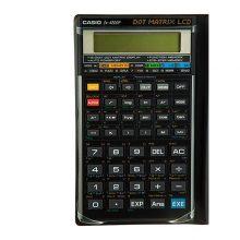 ماشین حساب مدل Fx-4200p کاسیو