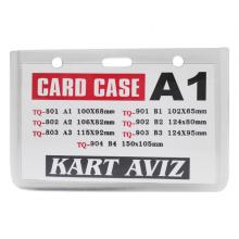طلق کارت سینه افقی A1 بسته 50 عددی
