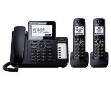 تلفن بي سيم مدل KX-TG6672 پاناسونیک