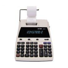 ماشین حساب لامپی نواری مدل۴-۱۲۲۰ وکتور