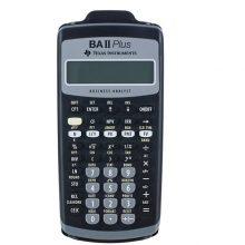 ماشین حساب مدل BA II Plus تگزاس