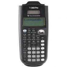 ماشین حساب مدل TI-36X Pro تگزاس